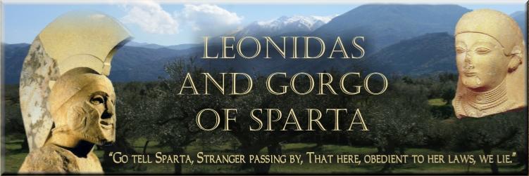 Sparta title header